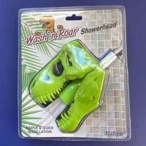 Dinosaur Children's Showerhead Wash & Roar Barbuzzo